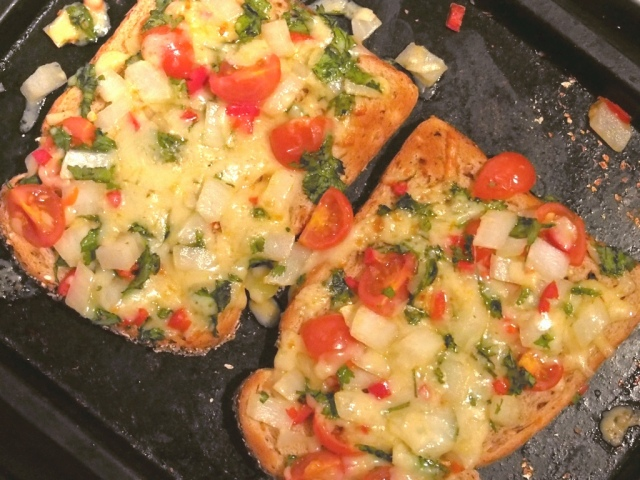 chilli cheese on toast anjum anand